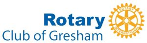 Rotary Club of Gresham logo